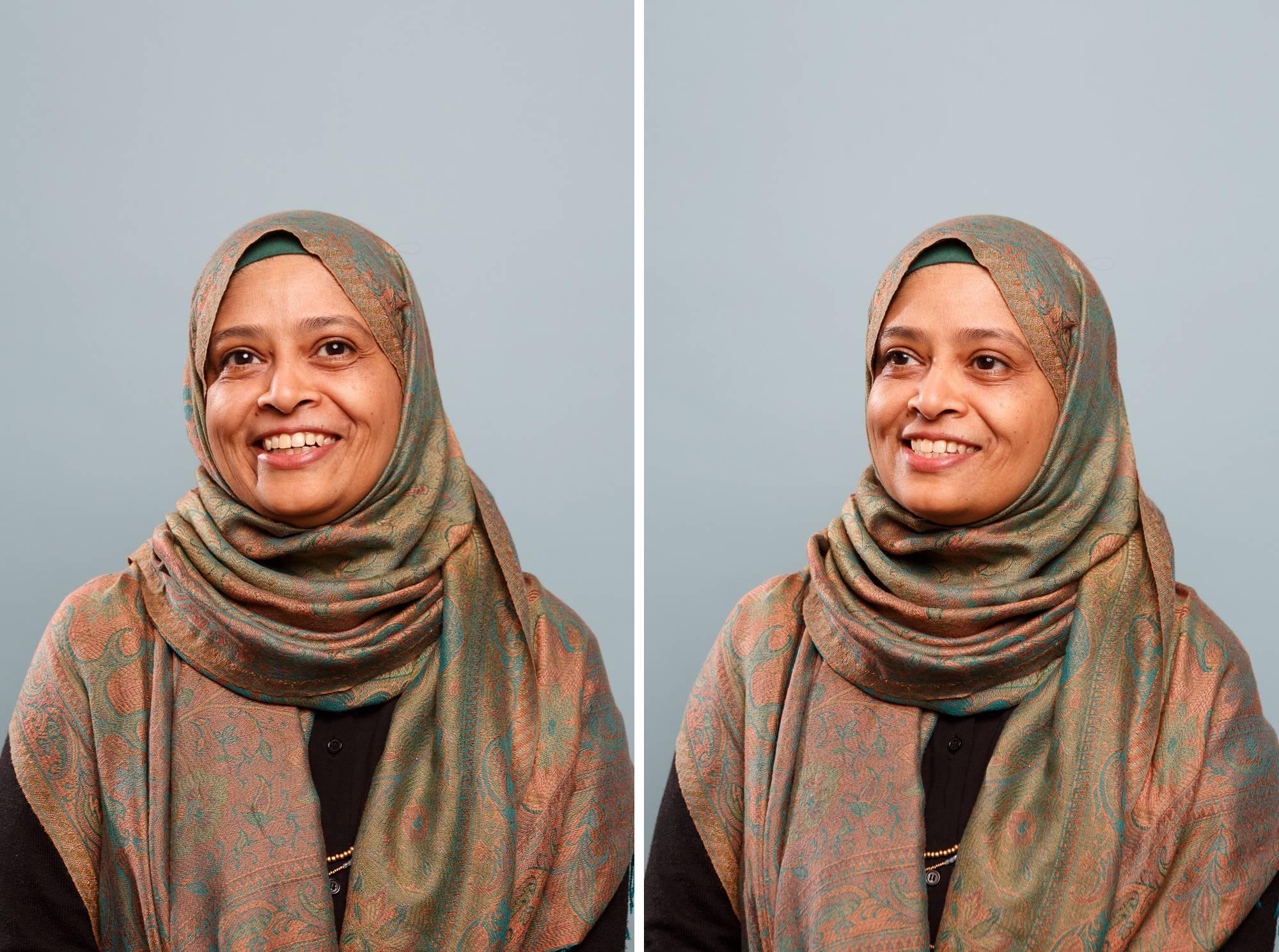 Dr. Sarah Sayeed