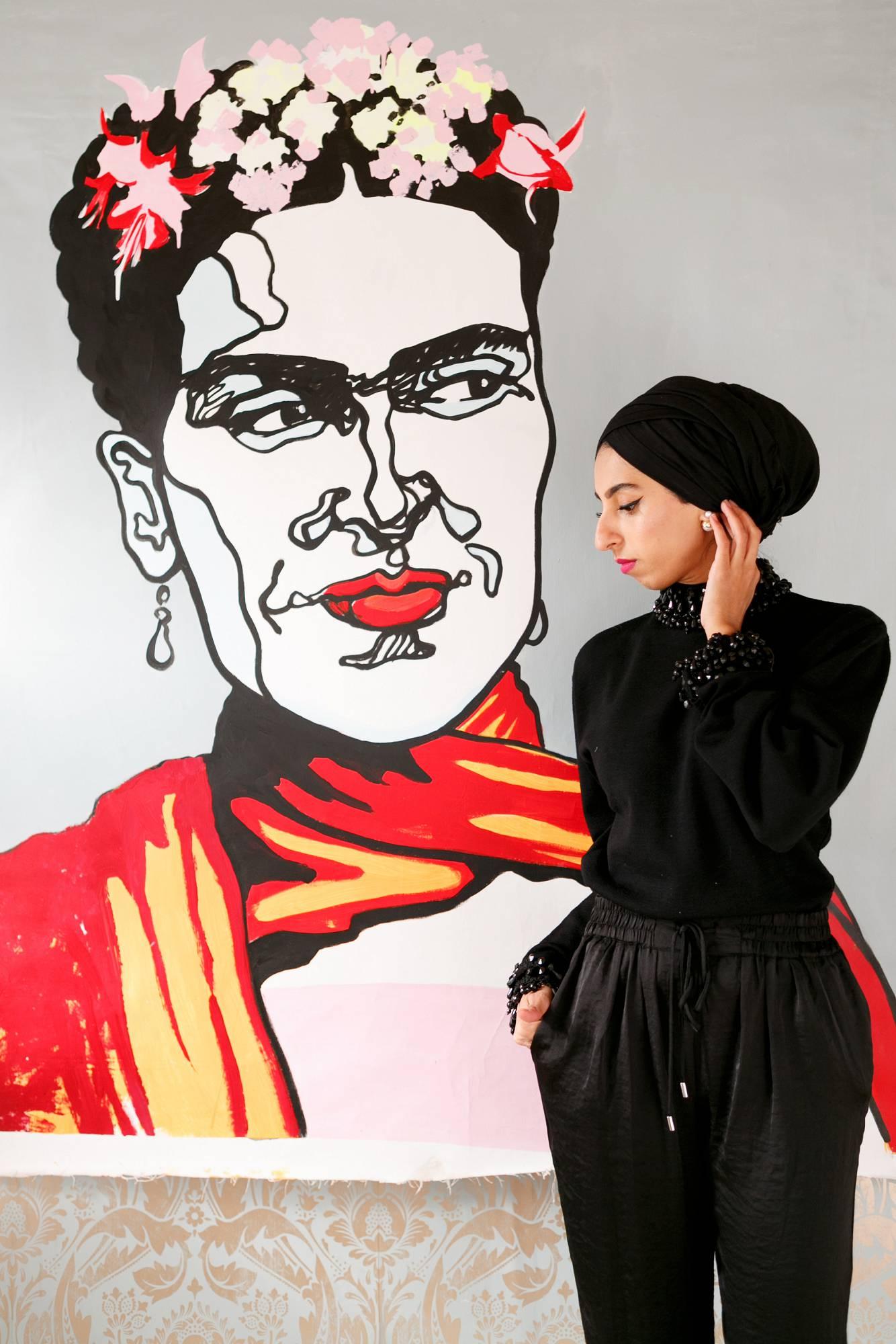 NYC hijabi fashion