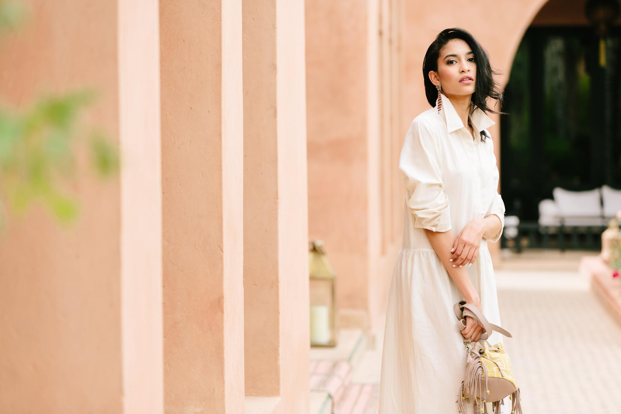 Moroccan designer lifestyle fashion