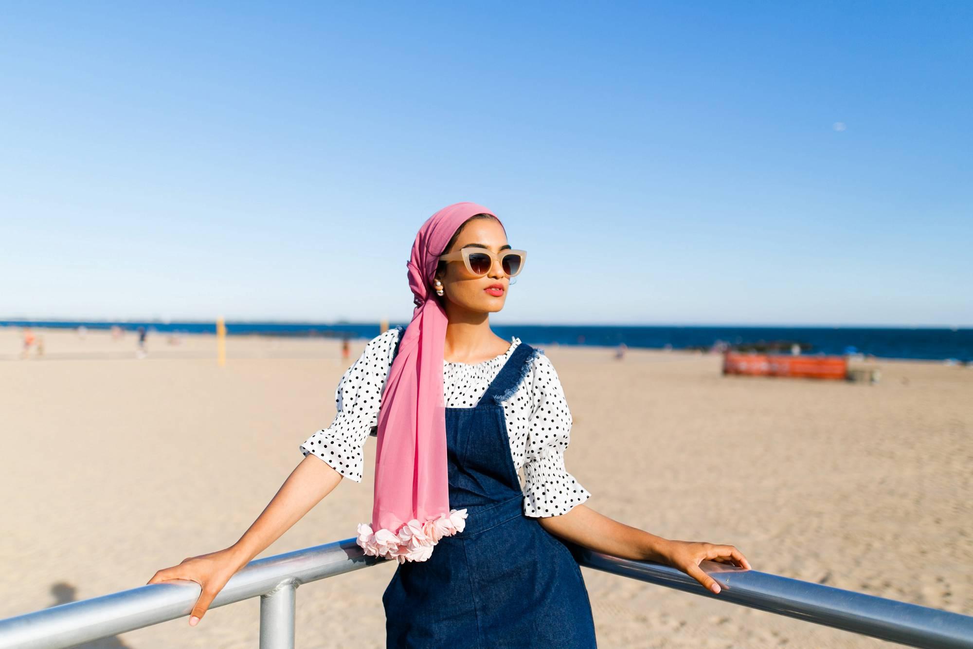 Coney Island fashion photoshoot | ready to wear