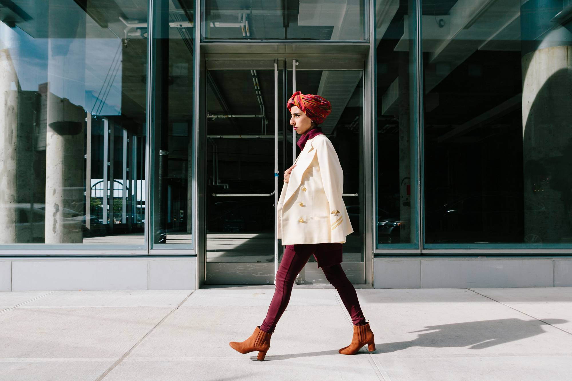 hijabi fashion NYC