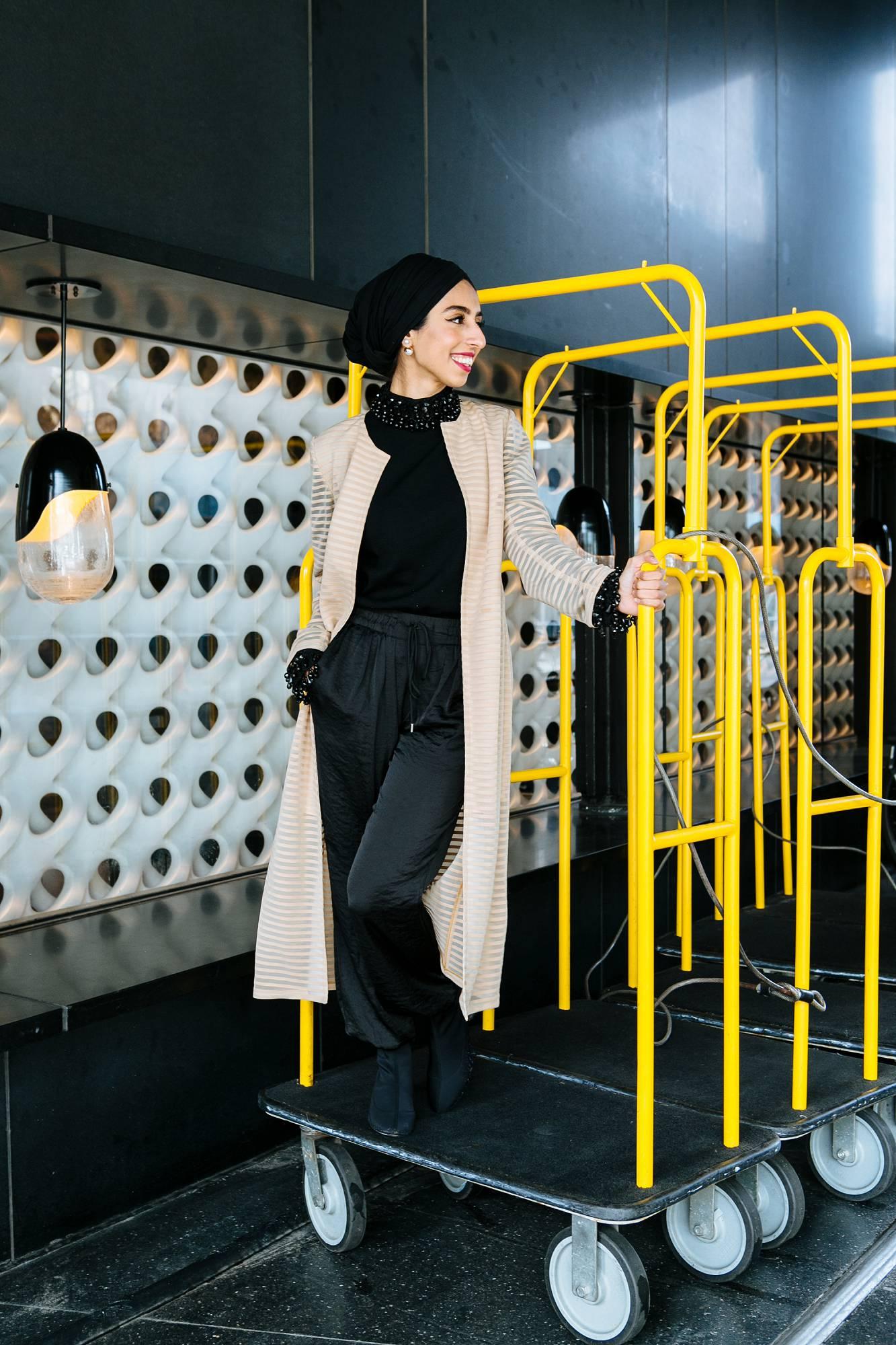 Modest fashion NYC photographer