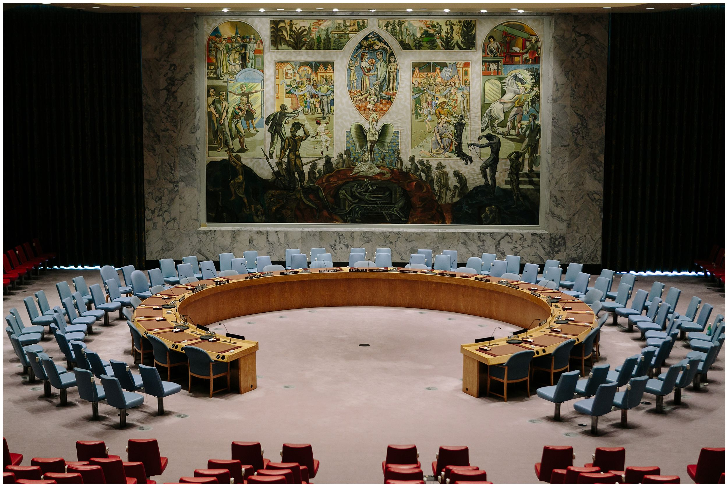 United Nation Security Council