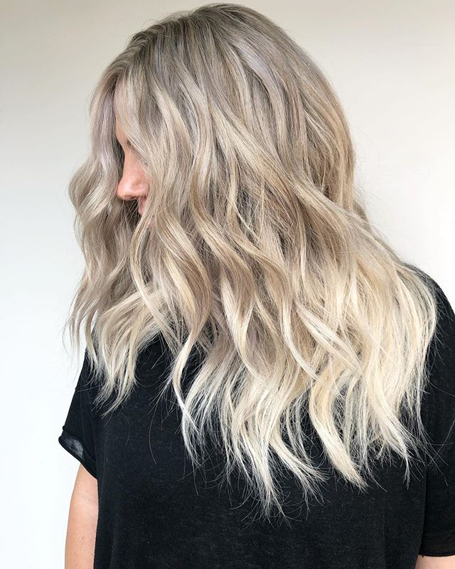 Blonde Beauty ✨  #beautybysarahboling  #lunaticfringestgeorge  #livelovelunatic  #lunaticfringesalon