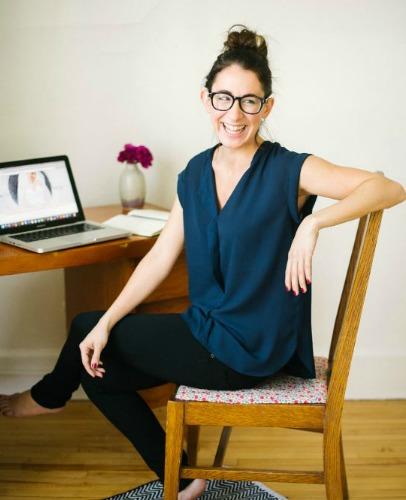 Event planner and marketer Lauren Caselli