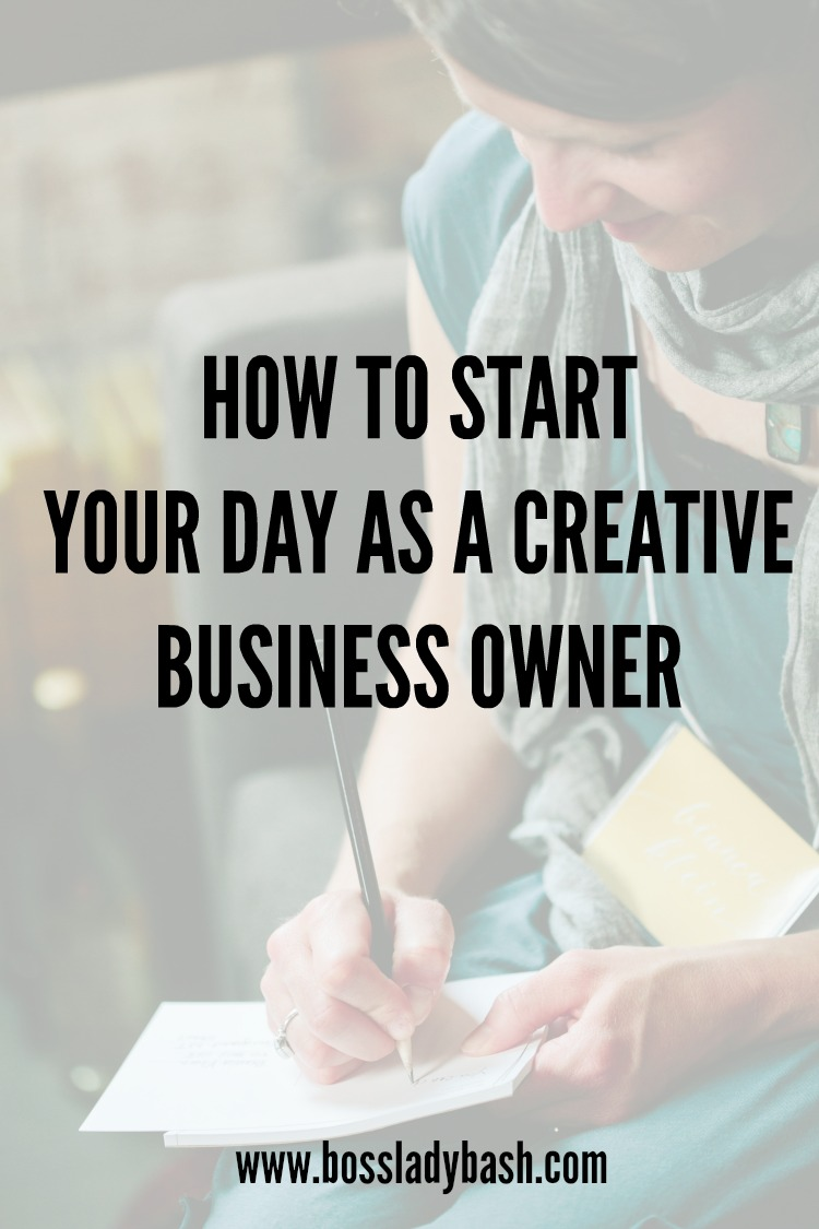 Need help starting your day productively? Here's how I start mine, and tips on how you can make your morning routine a good one.