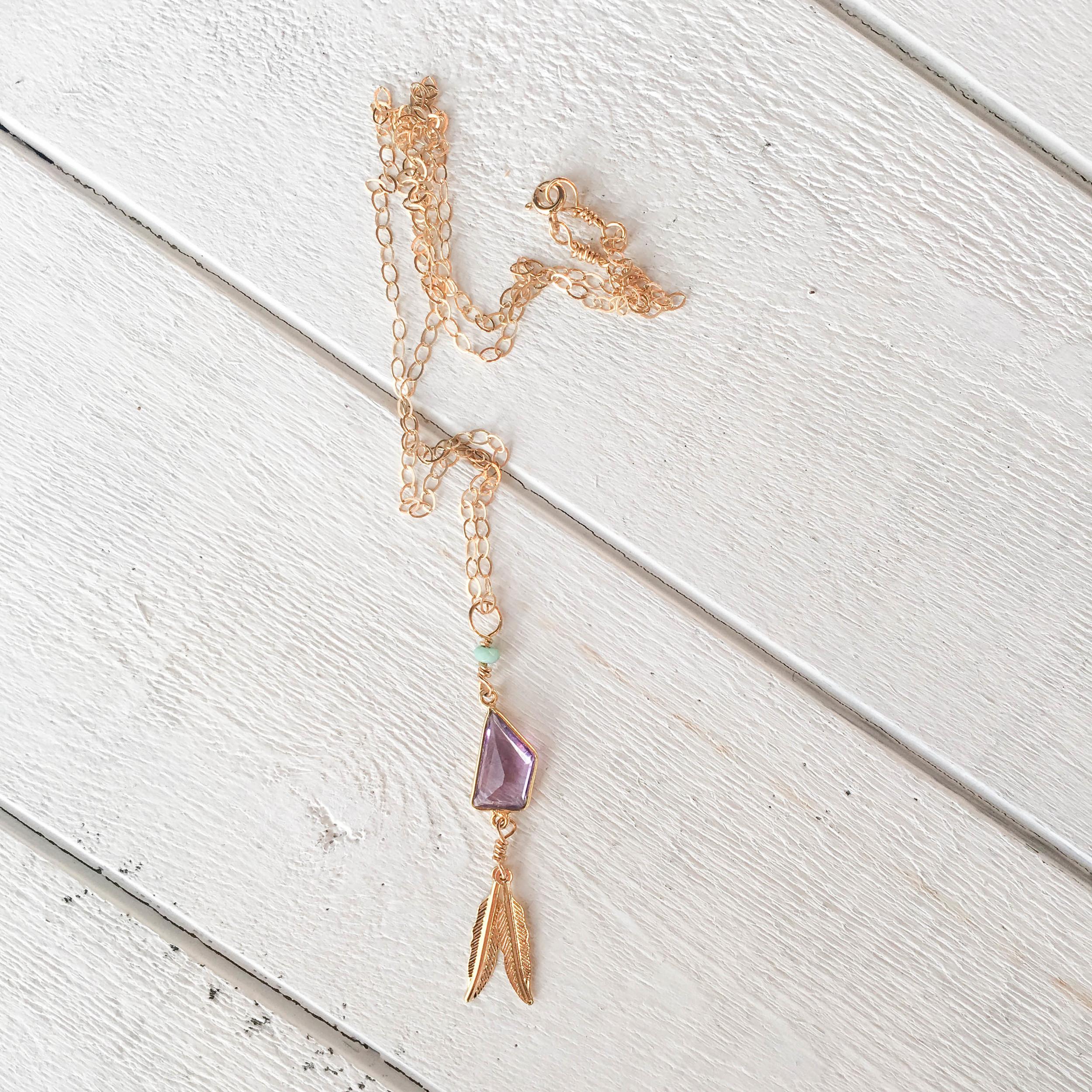 Boss lady jewelry by Hattie Rex in Montana