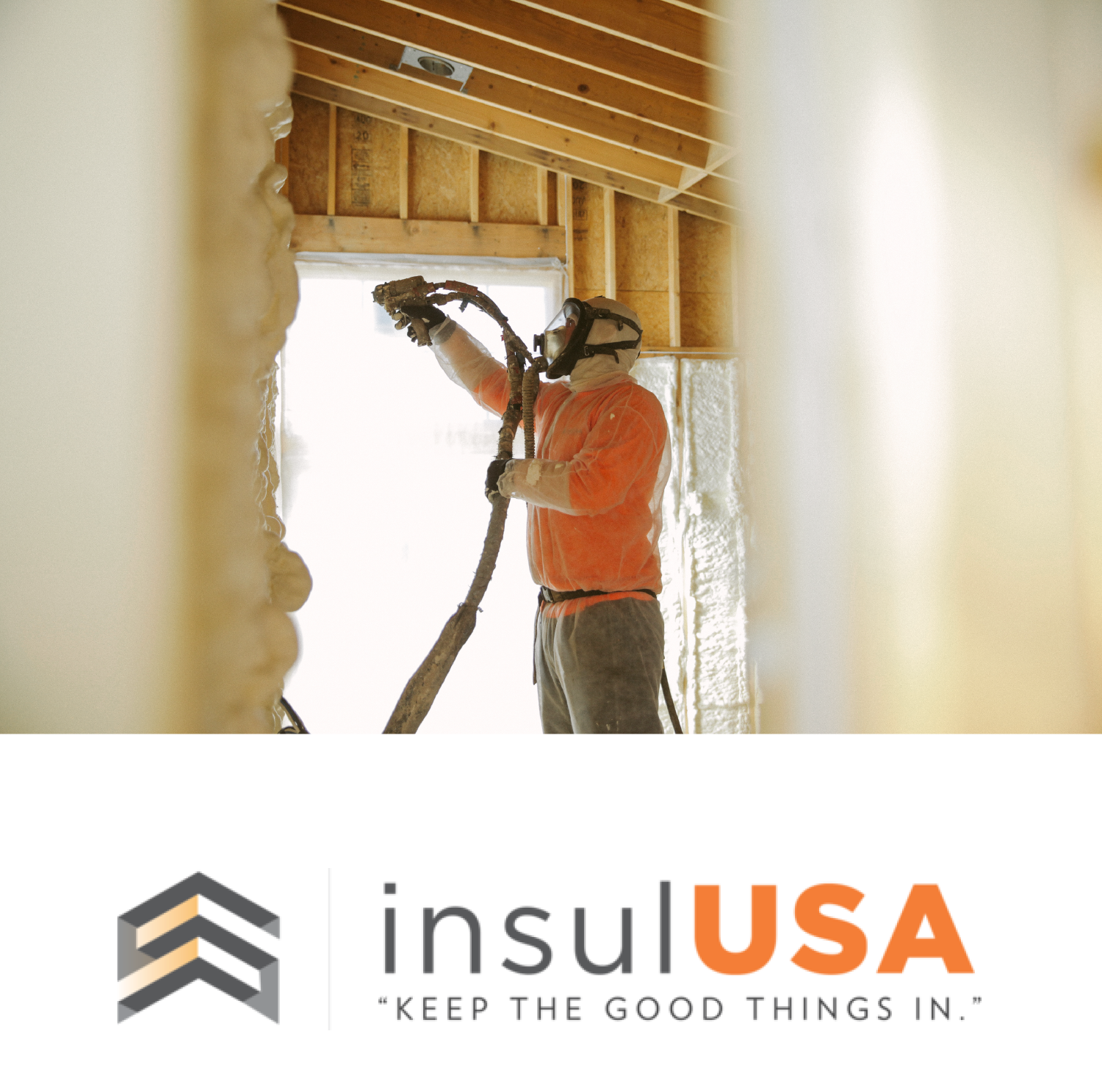 "<br> InsulUSA is a full service insulation company focused on maximizing energy efficiency.<br><br> <b><a href=""http://www.insulusa.com"">LEARN MORE >></a></b>"