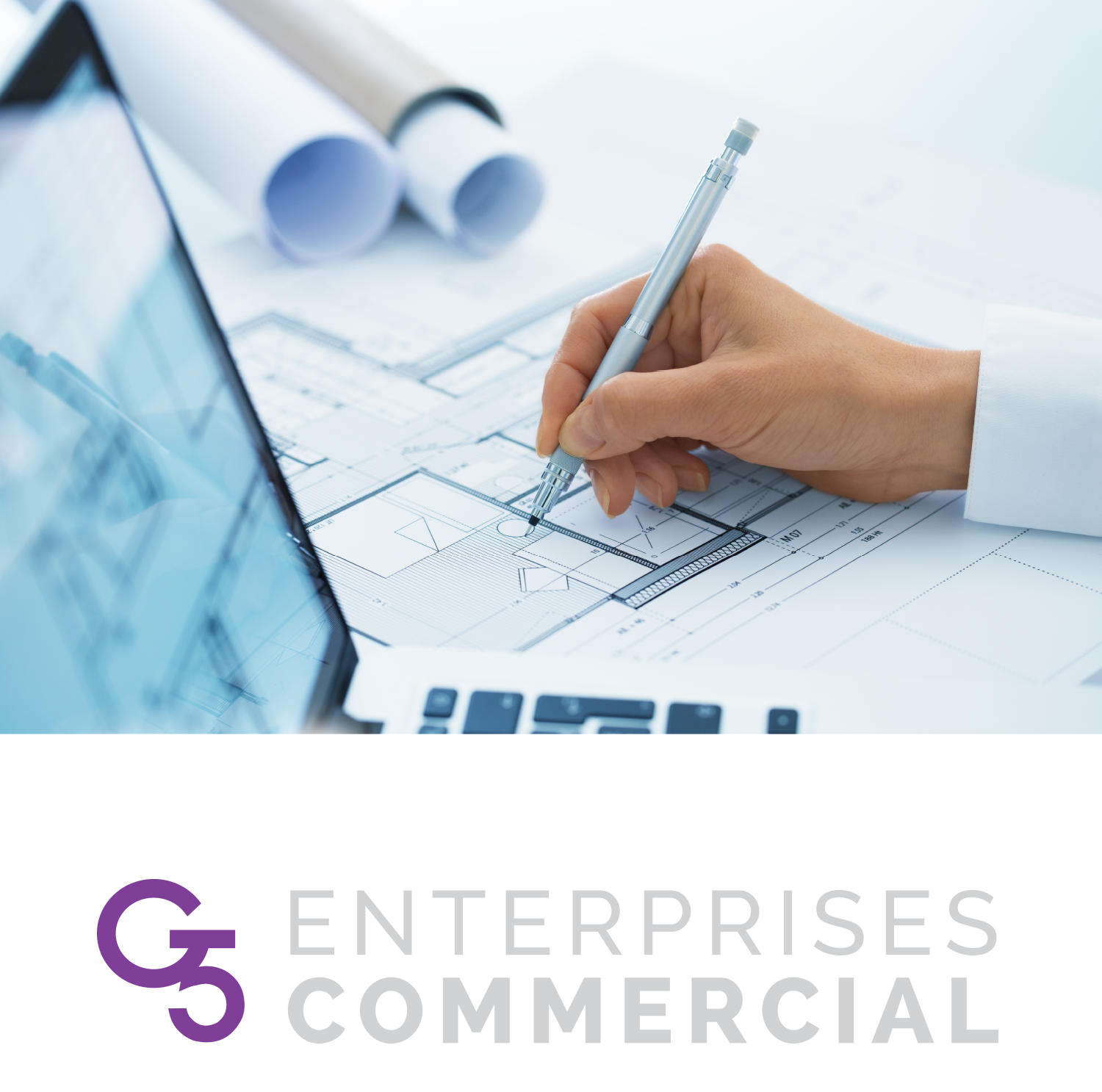 "<br> Our commercial estimating division created to assist the G5 family of companies.<br><br> <b><a href=""https://g5ec2.squarespace.com/contact"">REQUEST A QUOTE >></a></b>"