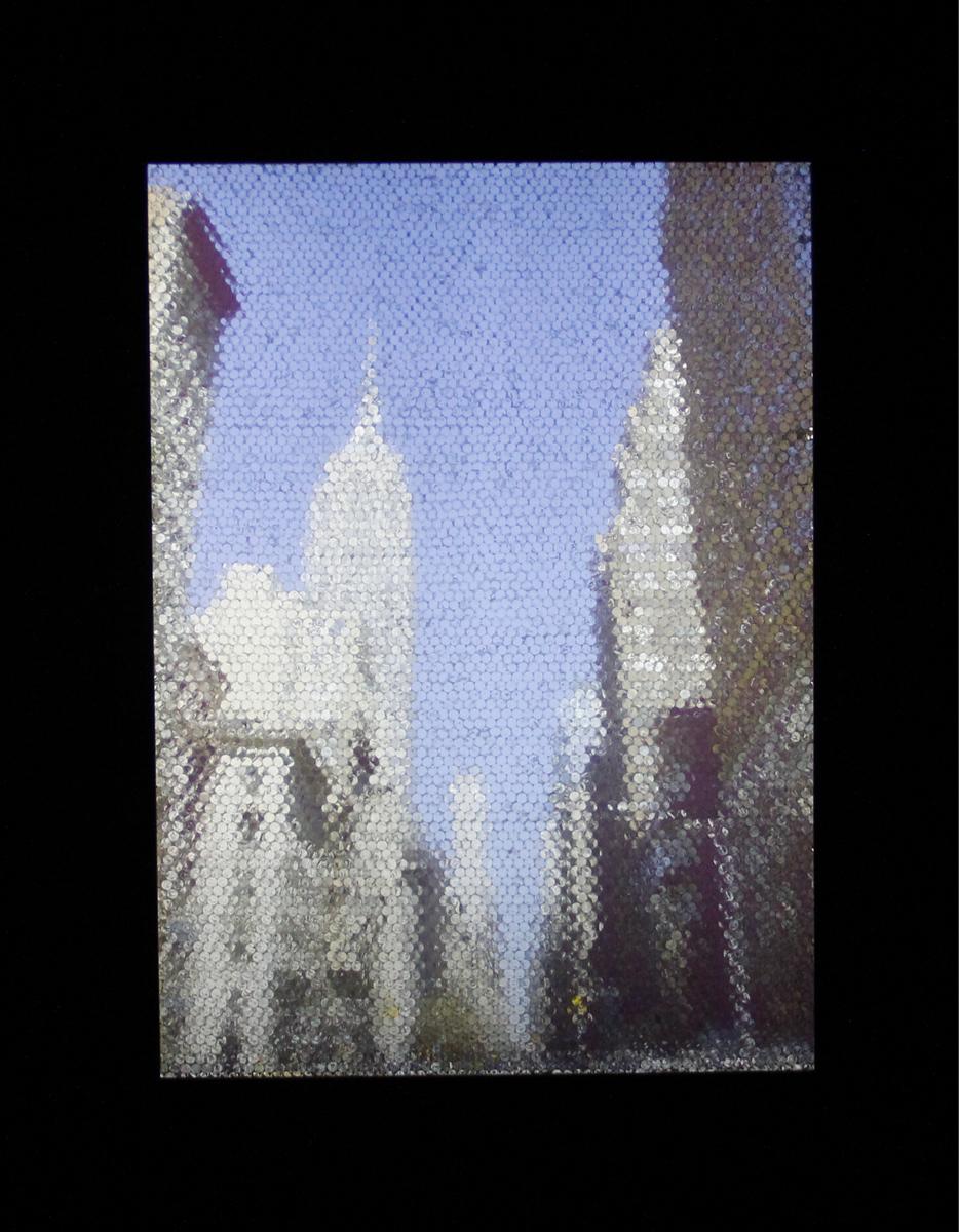 Pointillism/Pixillation