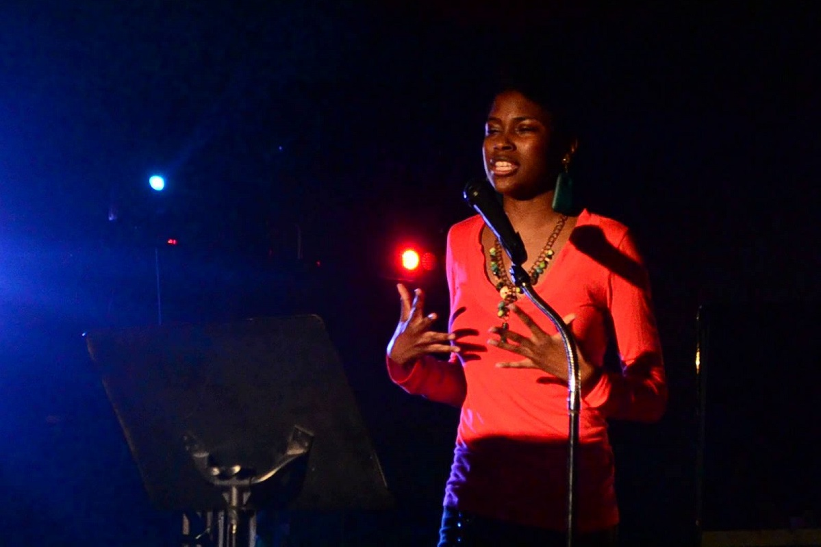 """""""'Letters from a Transient' Takes a Haunting Look at Black Women's Struggles.""""   ForHarriet Shine, Oct. 2015"""