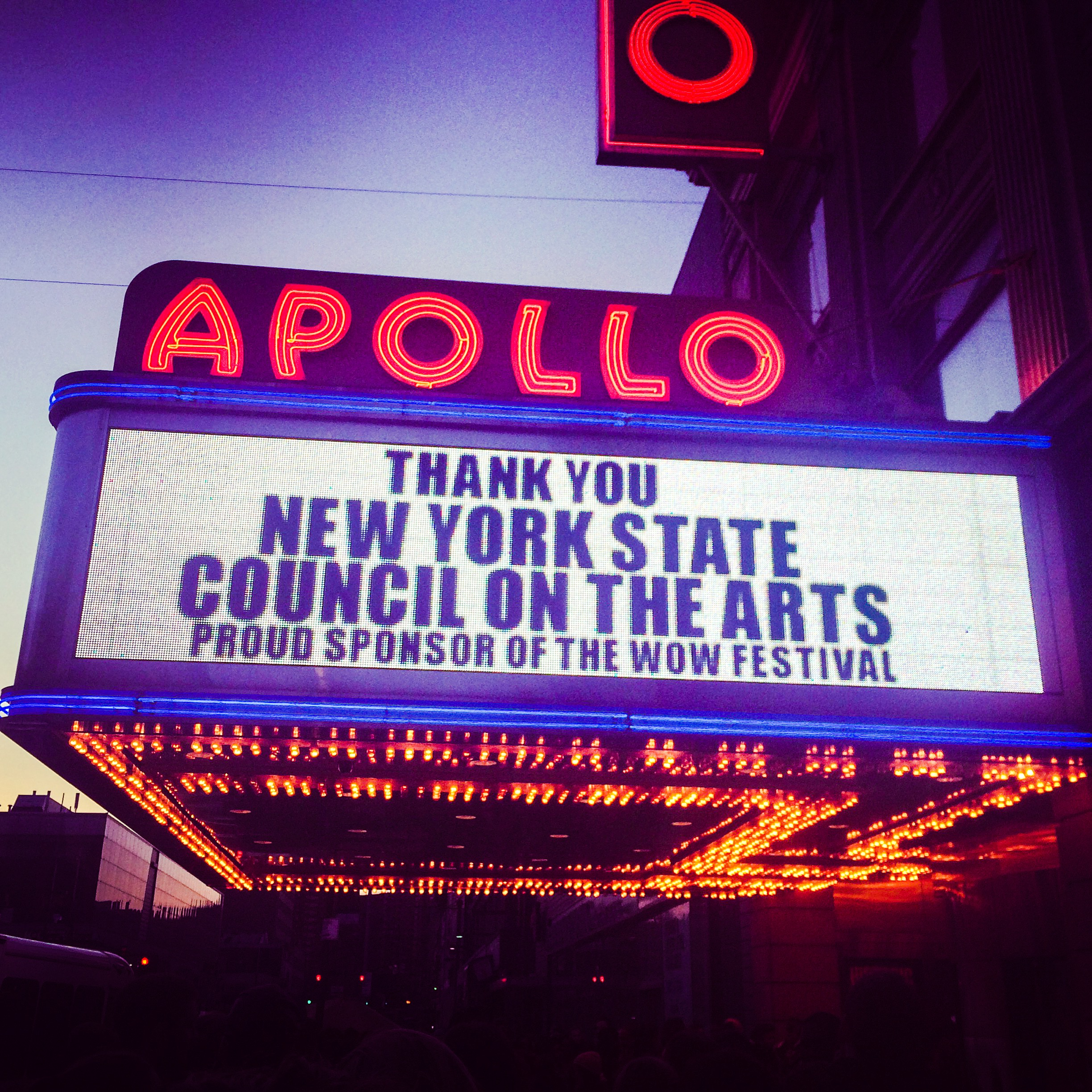 The Legendary Apollo Theatre