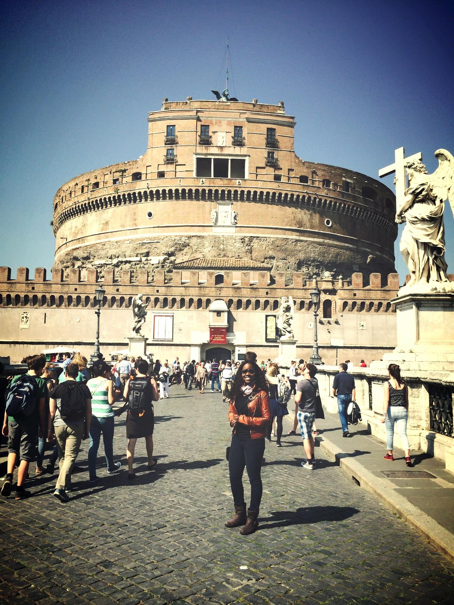 Roma 2014- Castel Sant' Angelo