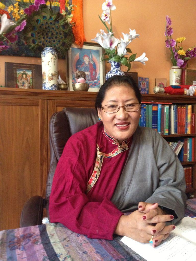 Dr. Phuntsog Wangmo Director, SSI School of Tibetan Medicine