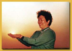 Qigong Master, Jane Yang Teacher and Practitioner of Wuji Qigong Therapy
