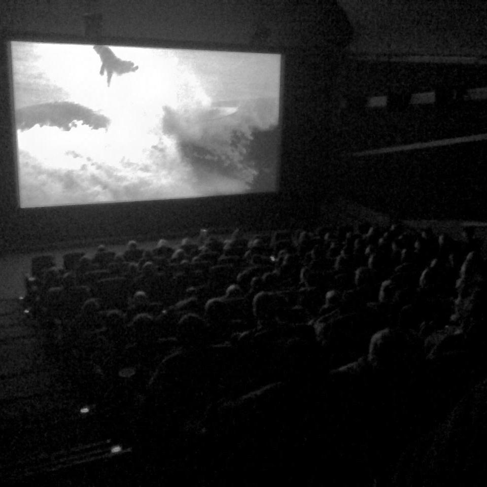 #standingonwaterfilm