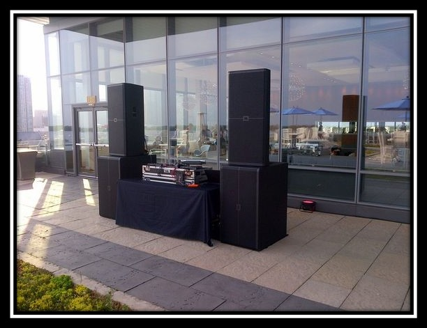 Premium Sound - Our Sound Systems are tailor-engineered solutions that fit any and every application. We have systems that range from a basic home party of 30 to ones that can handle concerts in the thousands. Give us a call and one of our engineers will specify the perfect solution for your event.