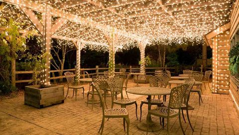 Fairy Lights - Fairy Lights turn any drab event into the ultimate homely, rustic affair. They create an unrivaled atmosphere that is sure to wow your guests at a surprisingly affordable price! Give us a call and find out more.