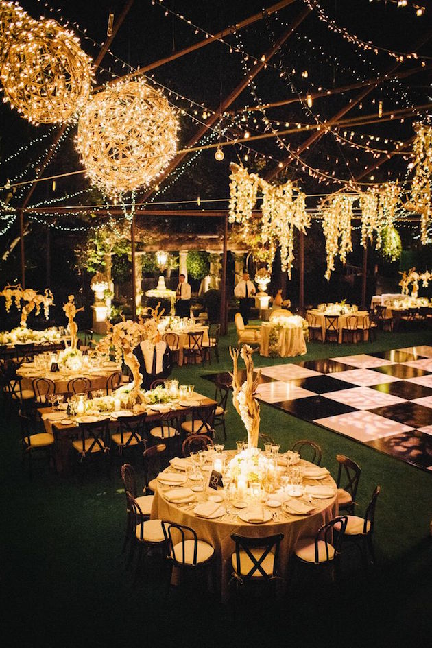 Stellar Combinations - When you combine several types of string lighting, you can throw an event that will enter into generational folklore! That's right, we can help you make it absolutely otherworldly. Call us and let's chat over coffee.