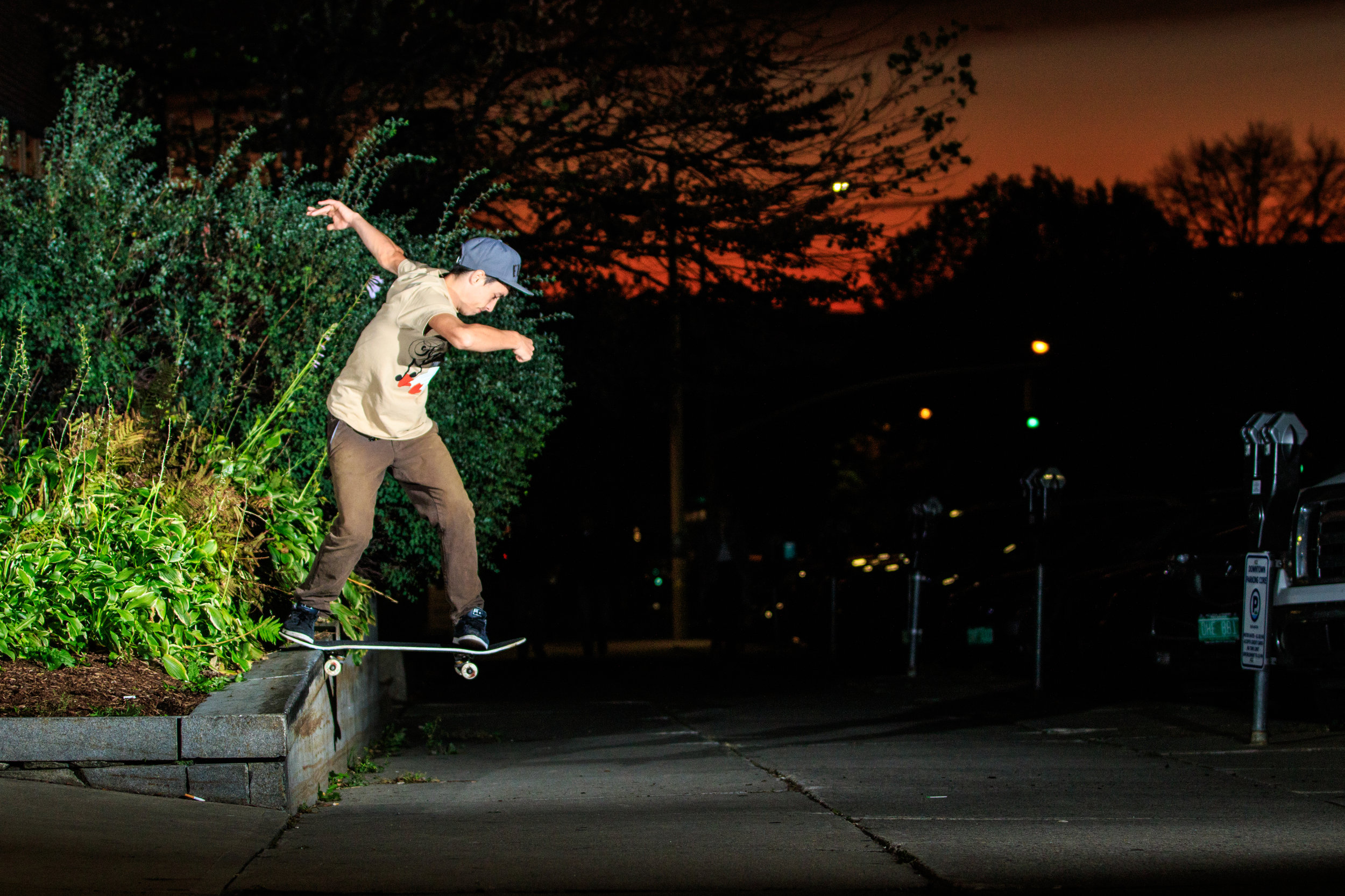 SKATE - The city is our playground.