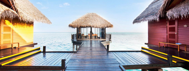 Huduranfushi Reception.