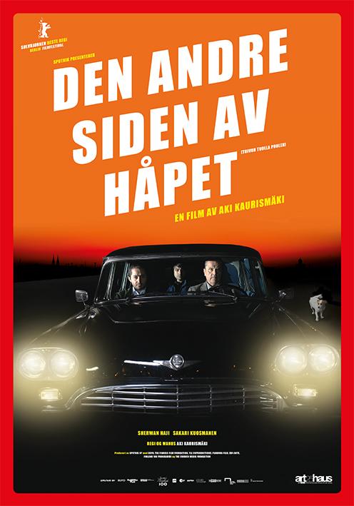 Kaurismäkis nye film DEN ANDRE SIDEN AV HÅPET åpner høstsesongen på filmklubben.