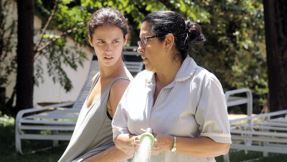 THE SECOND MOTHER fra Brasil er siste film ut og vises 13. mai.