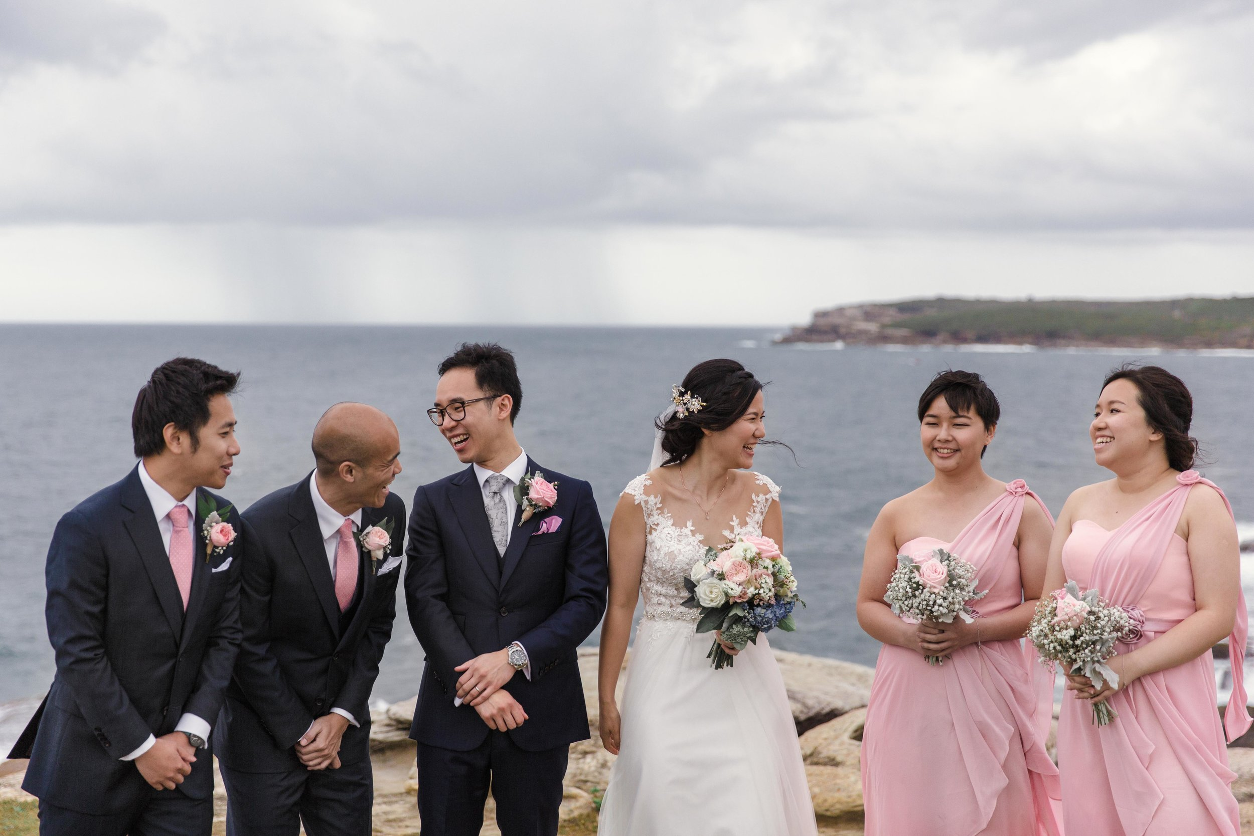 Photographed With Love Sydney Wedding Photography Maroubraa