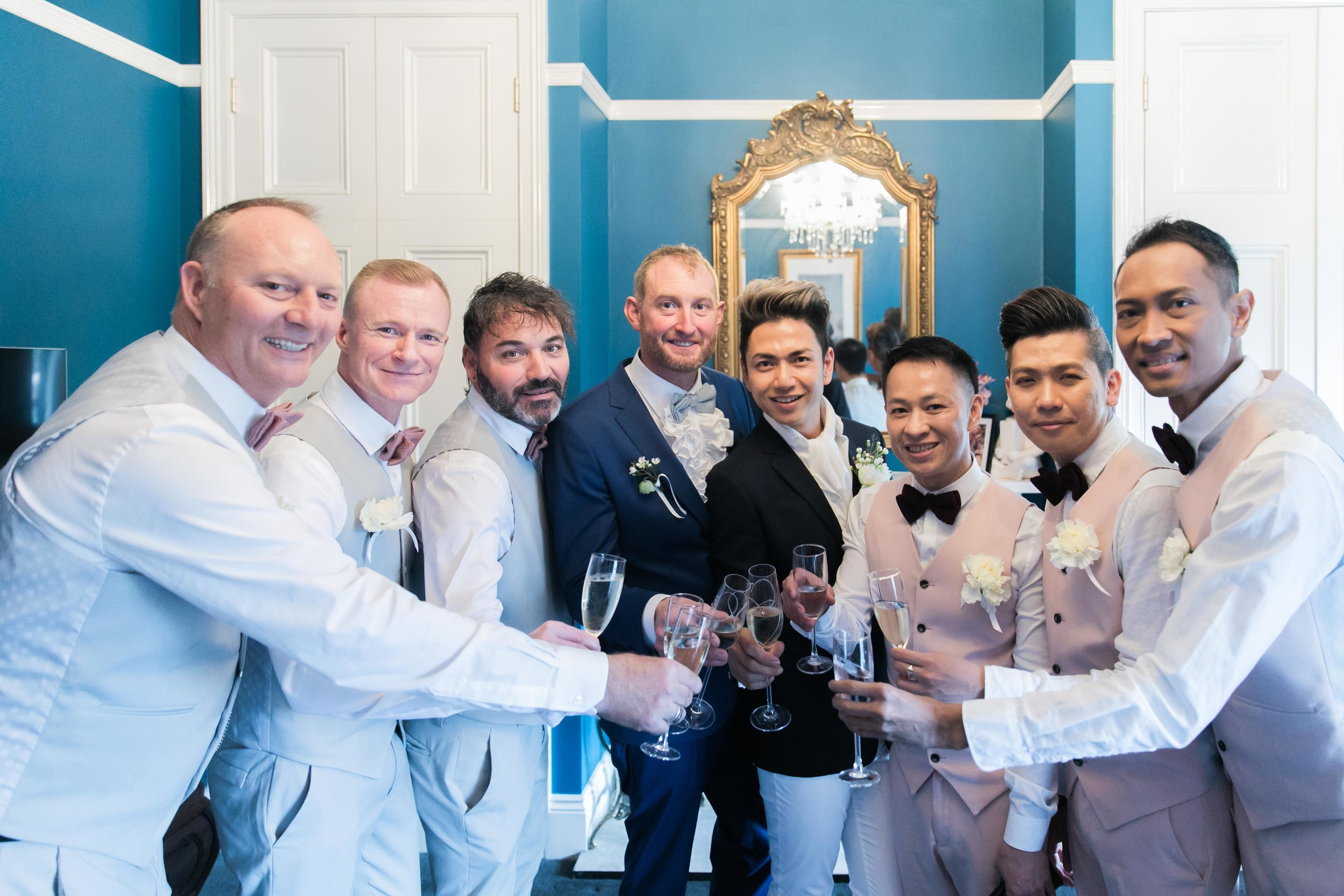 PHOTOGRAPHED WITH LOVE - same sex wedding photography sydney