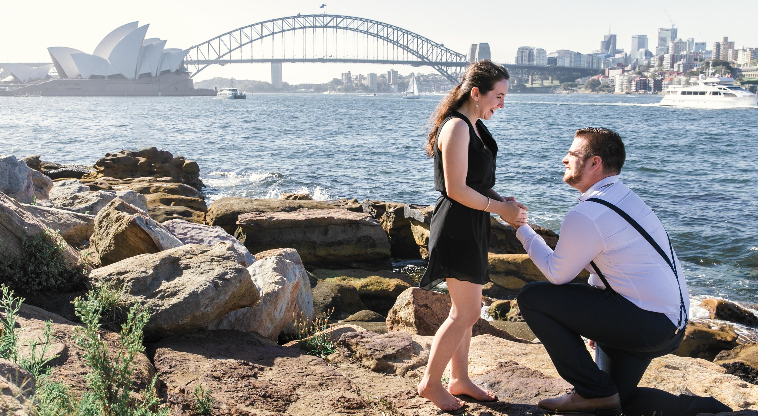 PHOTOGRAPHED WITH LOVE SYDNEY SURPRISE PROPOSAL PHOTOGRAPHER