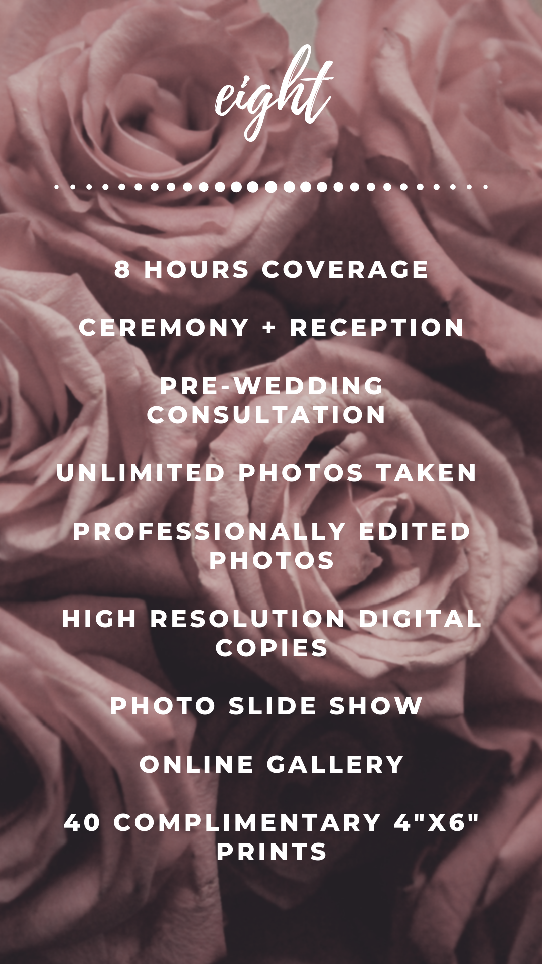 Photographed With Love Wedding Package - 8 Hours.png