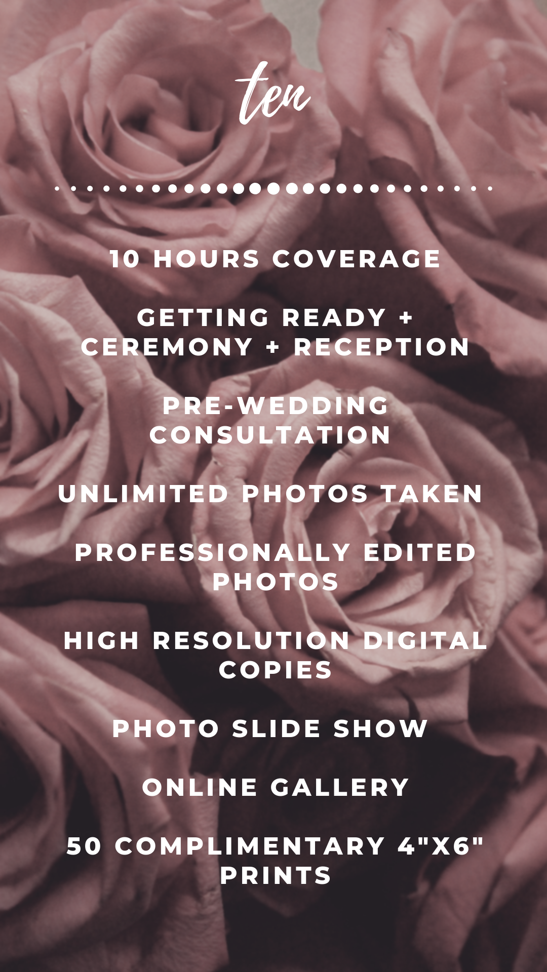 Photographed With Love Wedding Package - 10 Hours.png