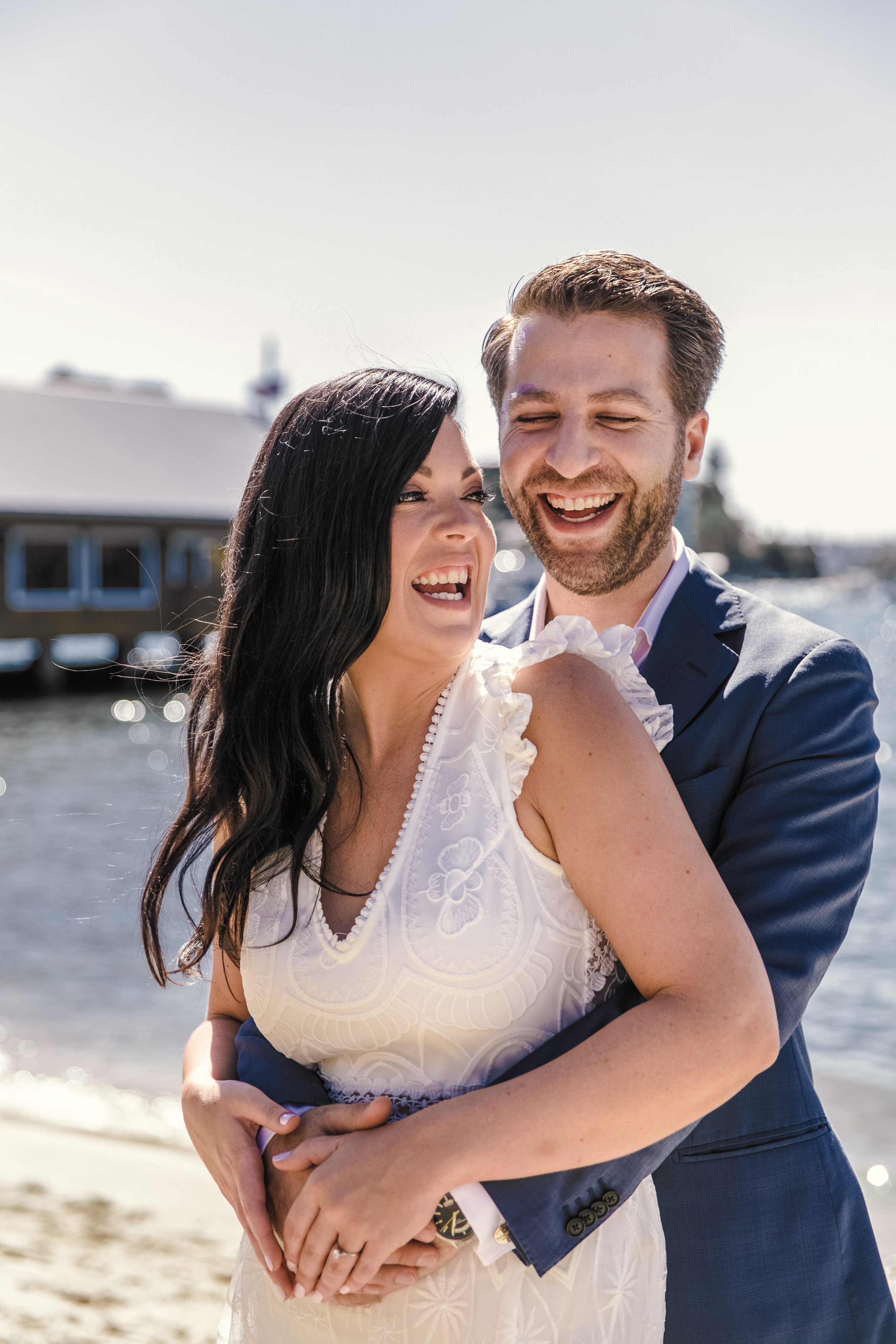Photographed With Love - candid engagement photography sydney