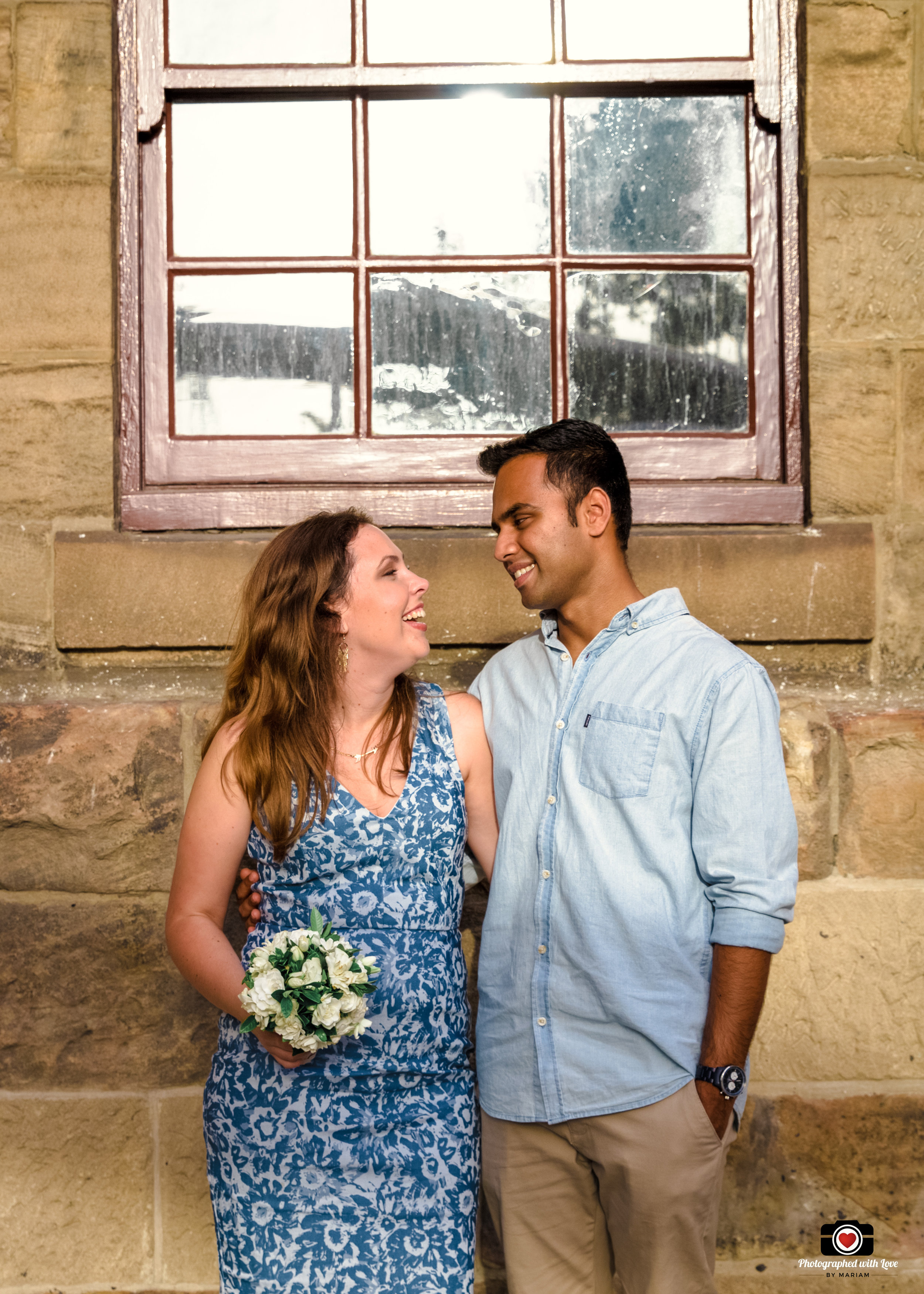 Photographed With Love - Sydney engagement photography
