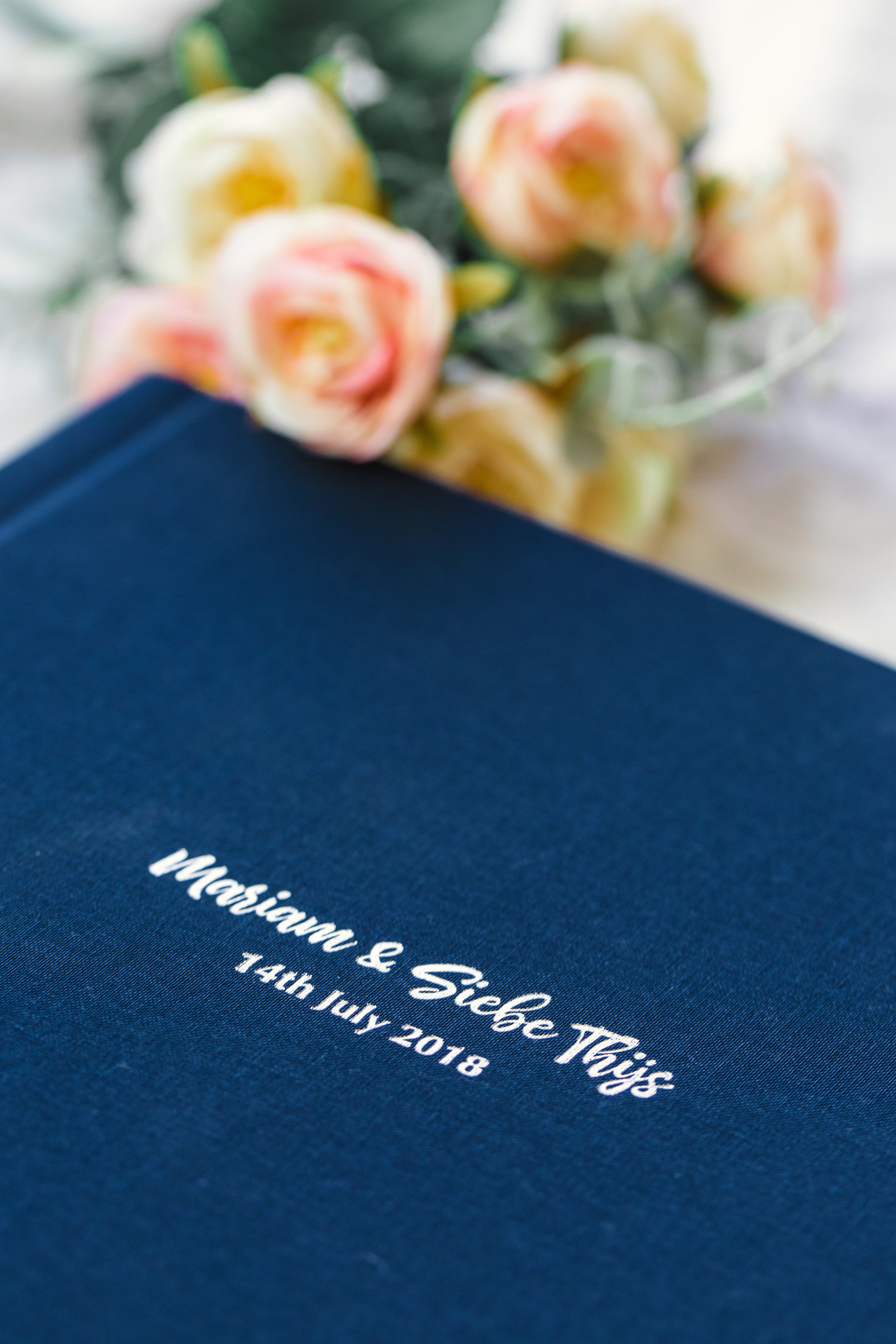PHOTOGRAPHED WITH LOVE Wedding Albums