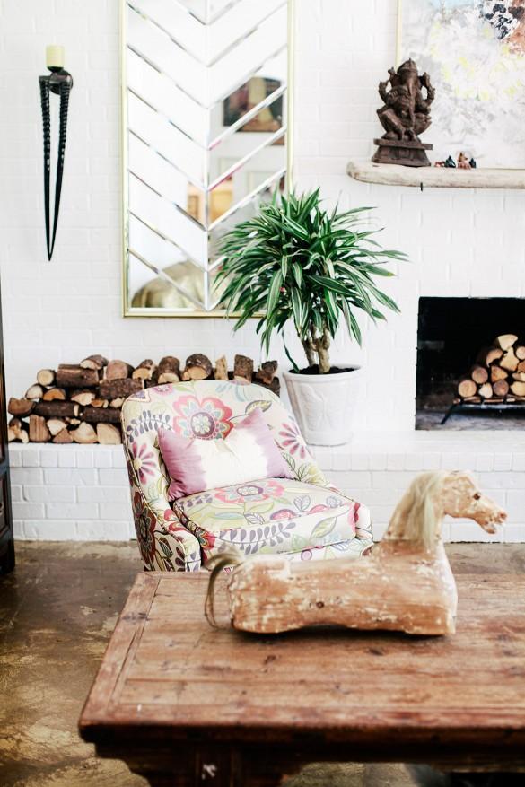via Habitation Co. home decor style california