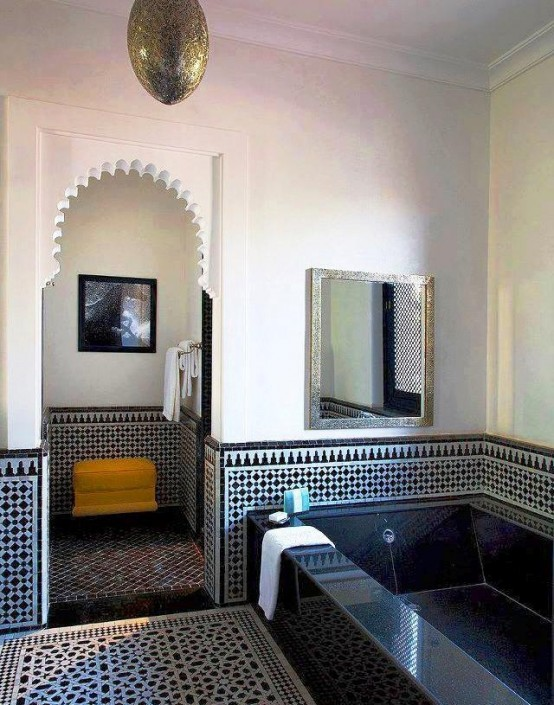 Modern Moroccan style // Habitation Co.
