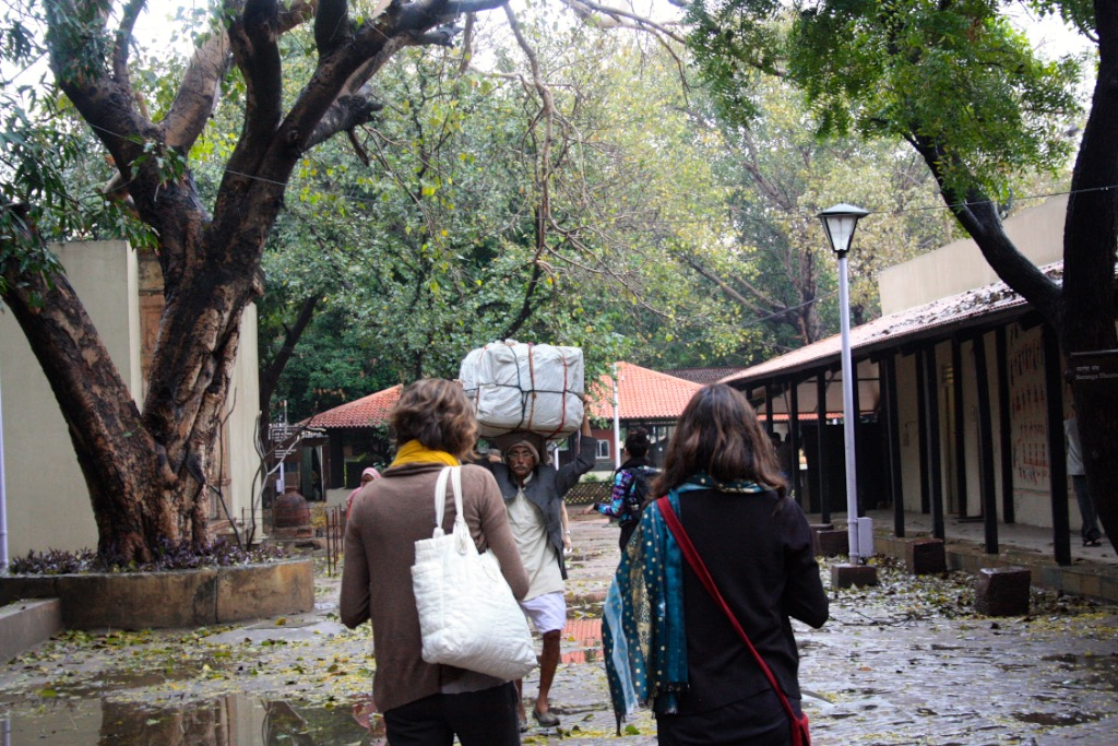A visit to the New Delhi Crafts Museum // Habitation Co.