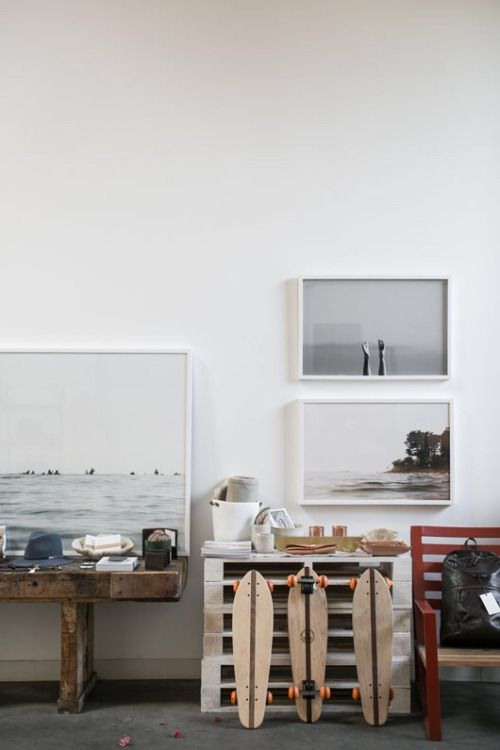 A Modern Beach Bungalow // Habitation Co