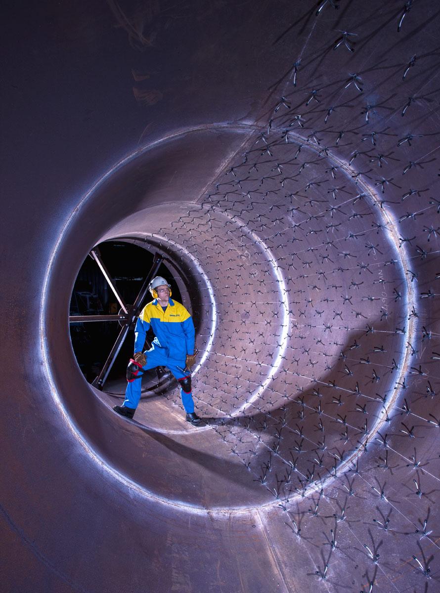 Industrial Photographer Nederland.