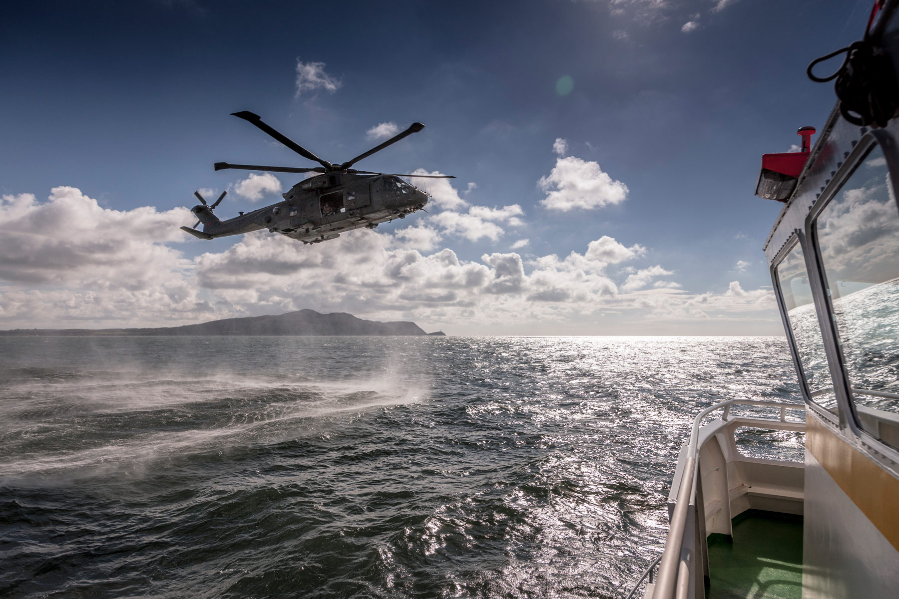 OFFSHORE BOSIET HELICOPTER TRANSPORT PHOTOGRAPHER