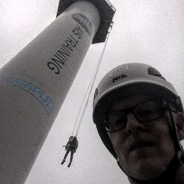 GWO RUK WAH Working at height and rescue training for offshore wind and renewables.