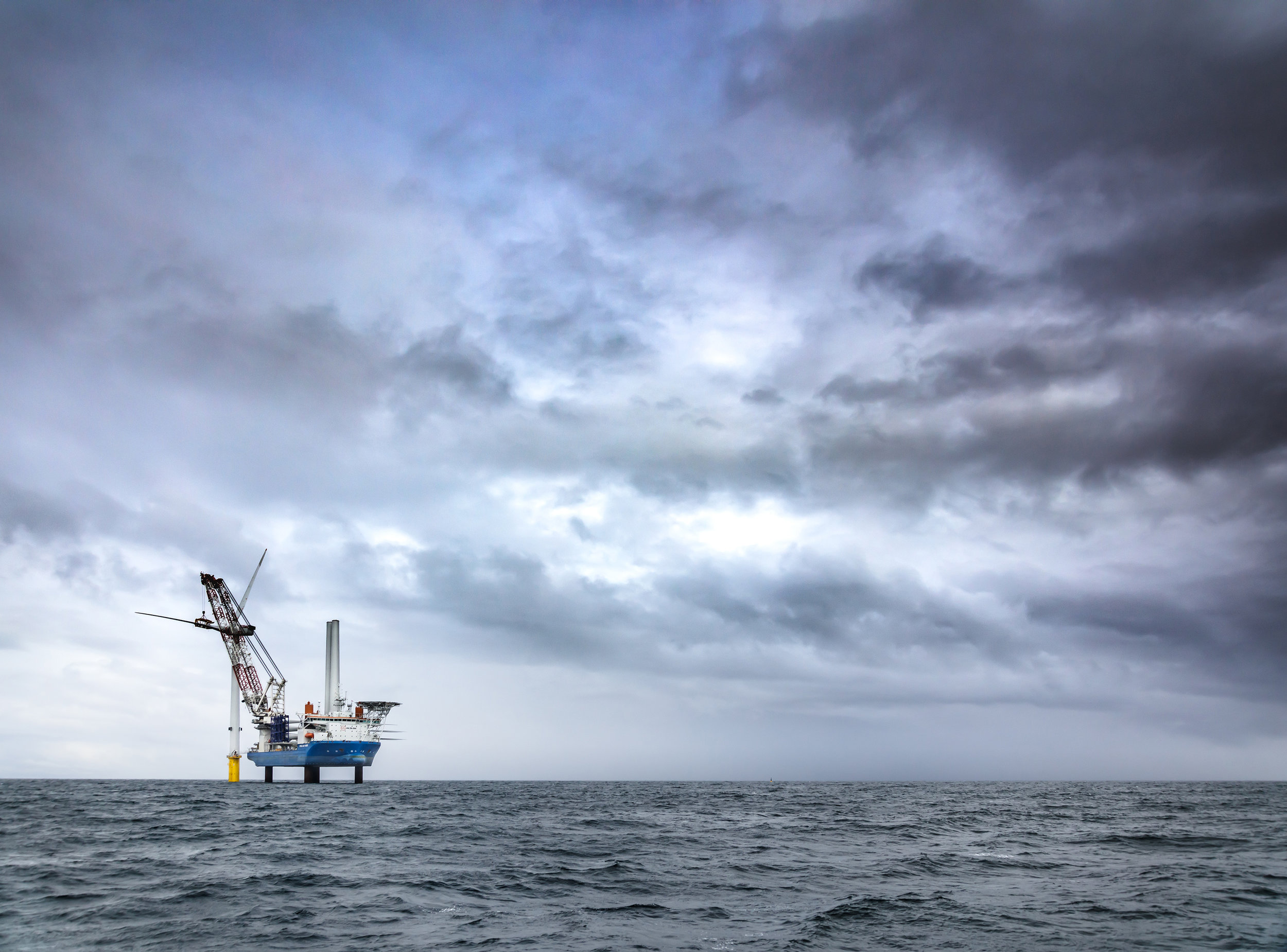 Offshore Wind Photographers with BOSIET & GWO/RUK