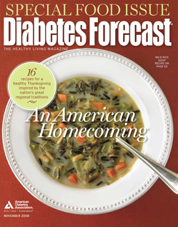 "Diabetes Forecast ""Giving Hope"""