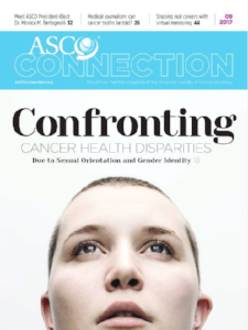"ASCO Connection September 2017 ""Documentary Film Takes a 'Walk on the Wild Side' With Oncology Pioneers"""