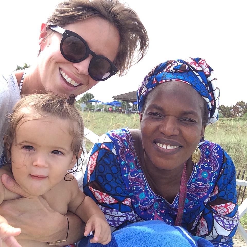 Mali Artisan and Harper Family.jpg