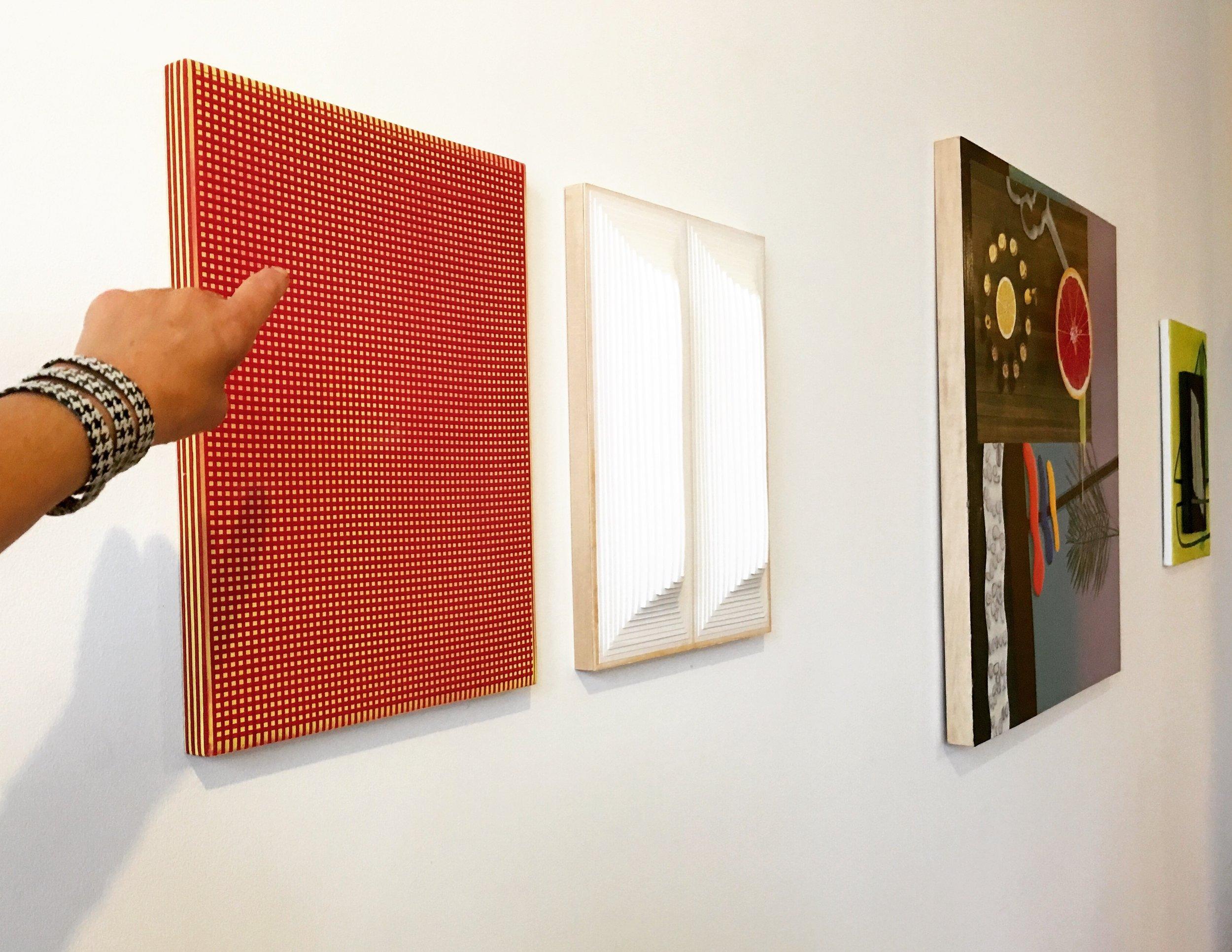 Installation: Mitchell Wright