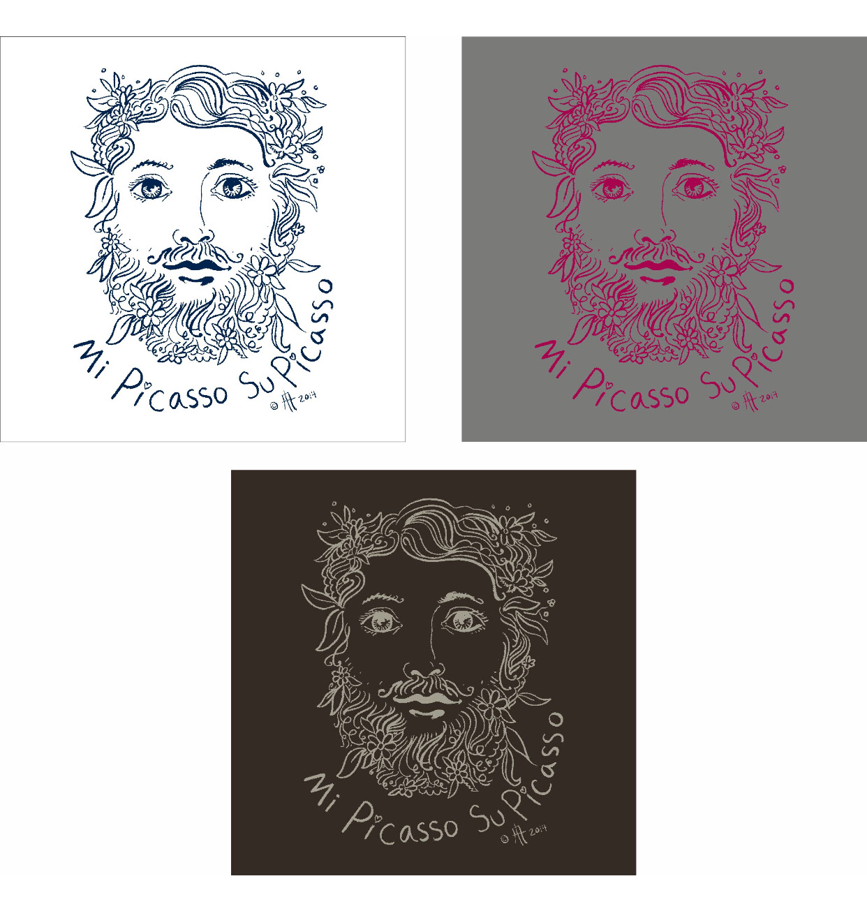 Andy 3 Color T-shirts .jpeg
