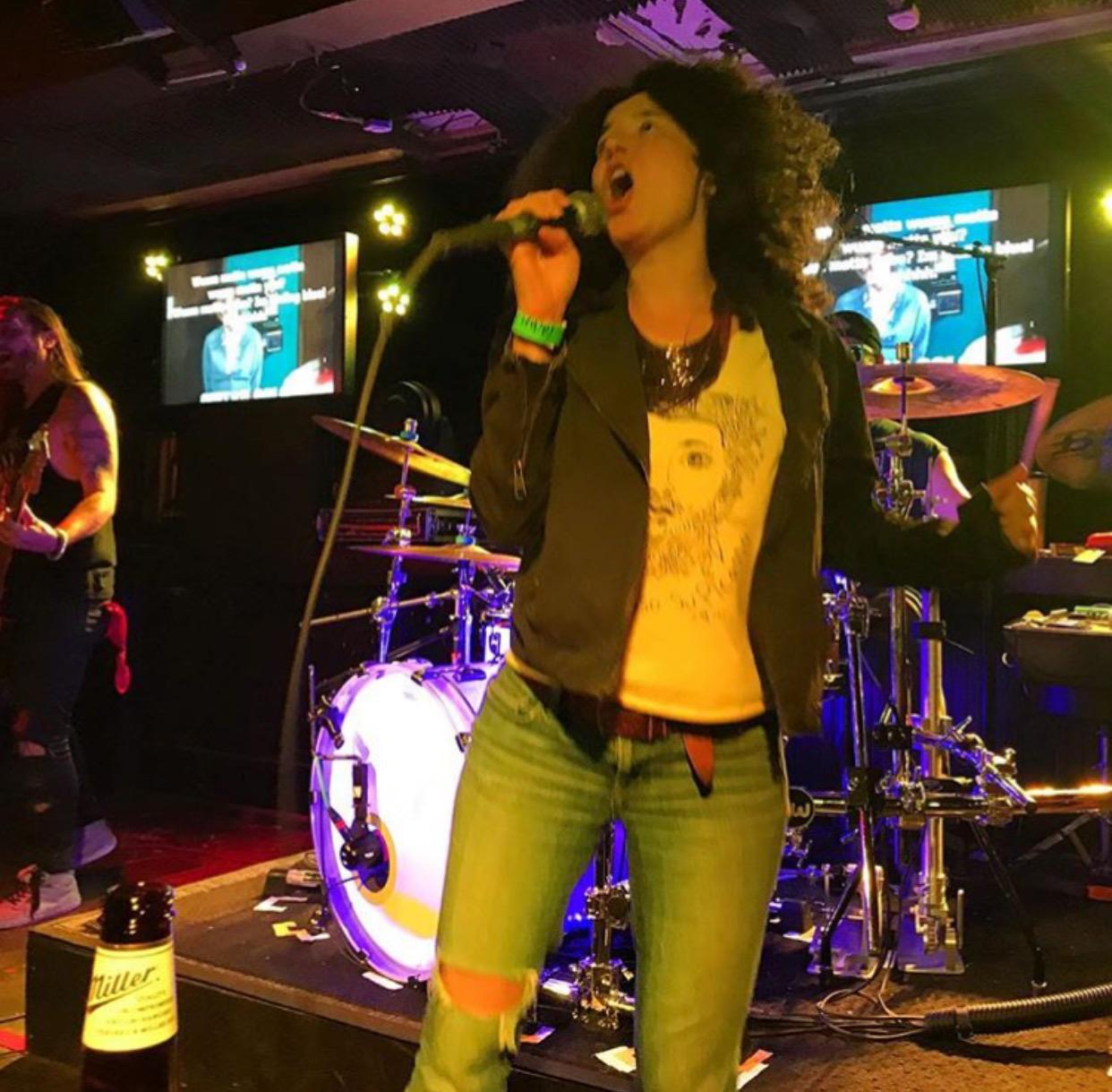 Andy Cross tshirt_party girl.jpeg