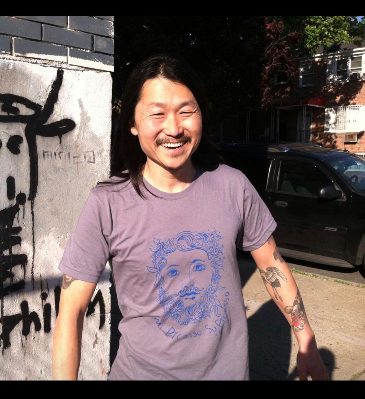 Mi Picasso on Tshirt.jpg